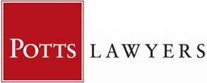 Potts Lawyers Dark Logo